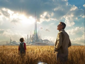Disney's TOMORROWLAND Trailer #Tomorrowland