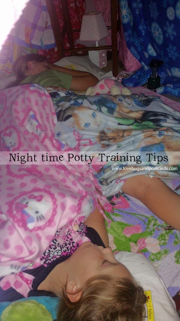 Night time Potty Training Printable Rewards Chart