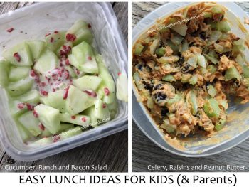 5 Essentials for your kids lunchbox