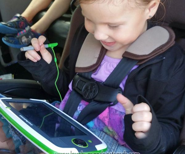 LeapPad Platinum & LeapFrog Imagicard Review