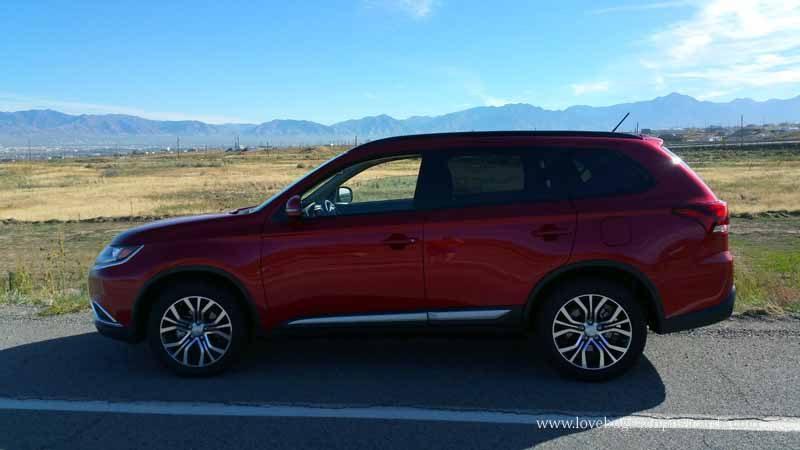 2016 Mitsubishi Outlander SEL S-AWC Touring Review