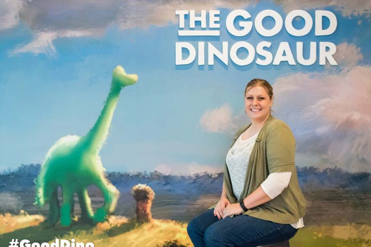 My trip to PIXAR Studios to meet The Good Dinosaur #GoodDinoEvent