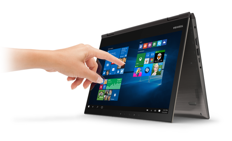 Check out the new @ToshibaUSA Satellite Radius 12 @BestBuy #RadiusAtBestBuy