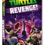 Teenage Mutant Ninja Turtles: Revenge! out today