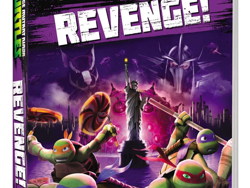 Teenage Mutant Ninja Turtles: Revenge!