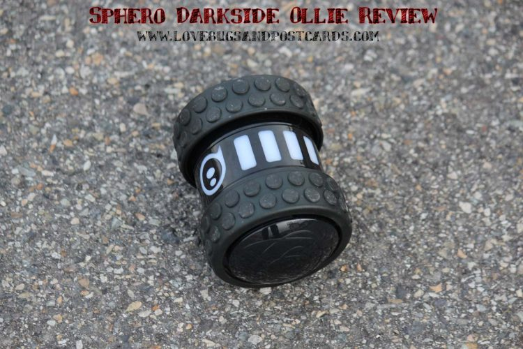 Sphero Darkside Ollie Review (with video)