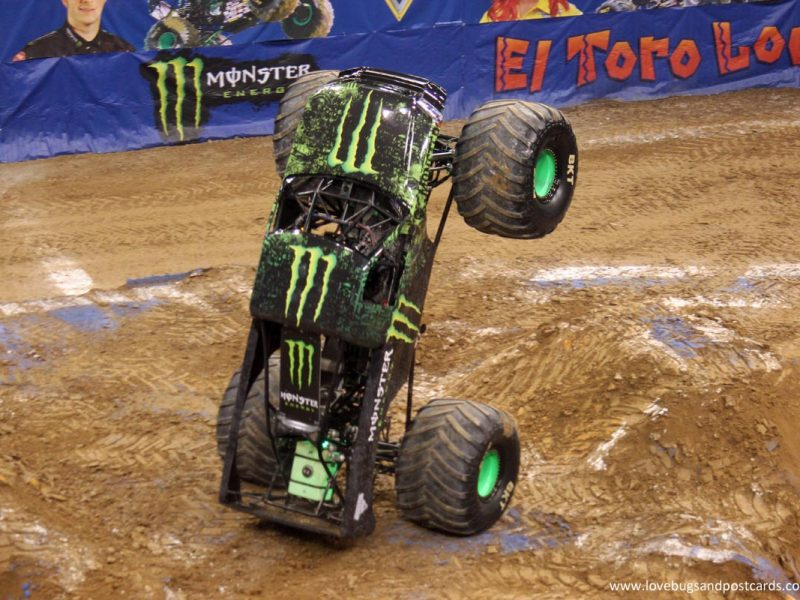 Monster Jam 2016 Review