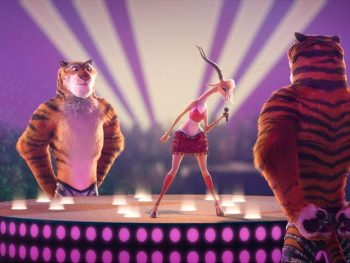 """Disney's ZOOTOPIA trailer (ft. """"Try Everything"""" song) #Zootopia"""
