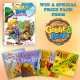 Goldie & Bear: Best Fairytale Friends prize pack giveaway