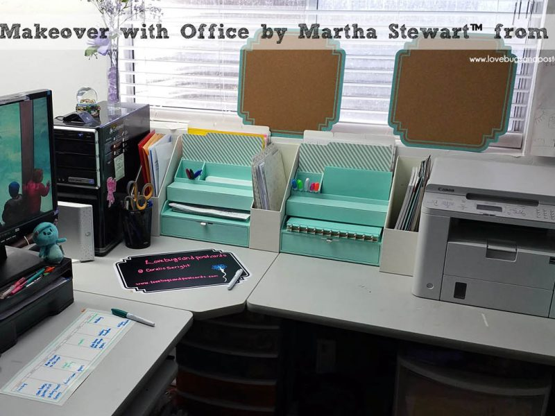 Pleasing Office Makeover With Office By Martha Stewart From Staples Home Interior And Landscaping Pimpapssignezvosmurscom