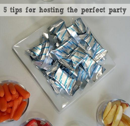 5 tips for hosting the perfect party