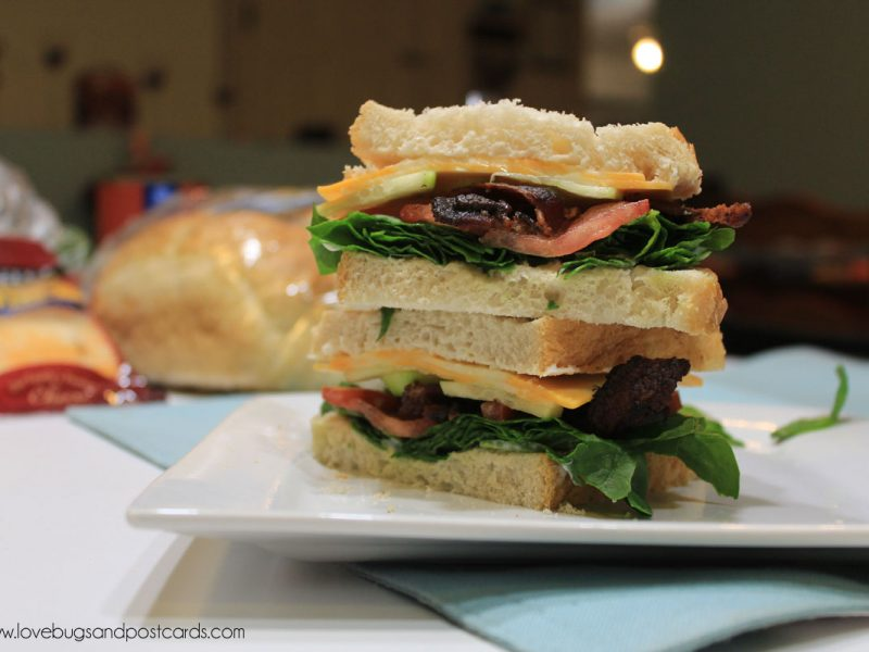 The Perfect B.L.T. Sandwich