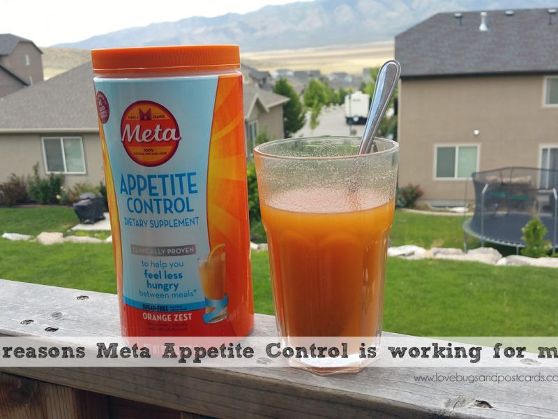 5 reasons Meta Appetite Control is working for me