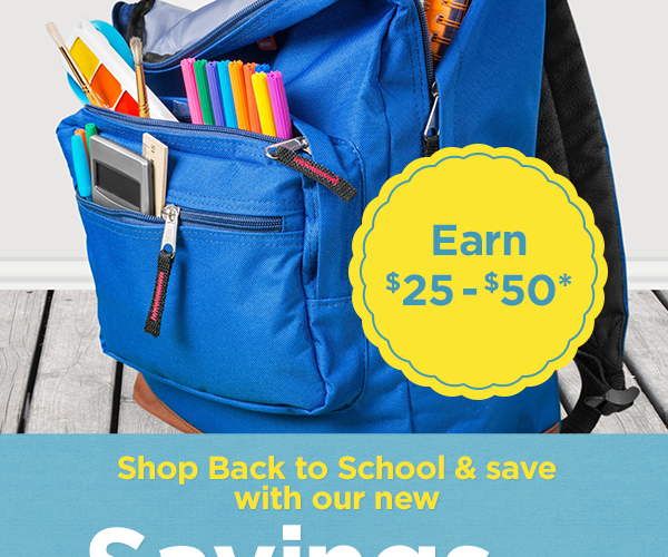 Find the best deals on back to school with Coupons.com Savings Guarantee
