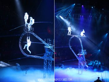 "Review of Ringling Bros and Barnum & Bailey ""Out of this World"" Circus"