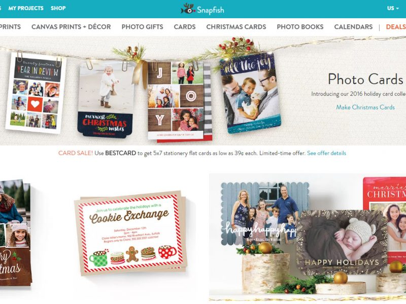 Snapfish Christmas Cards.Snapfish Holiday Photo Cards Are The Perfect Way To Stay In