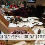10 tips for successful holiday parties