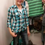 Christmas on a Budget - Clothes for my daughter from Deseret Industries