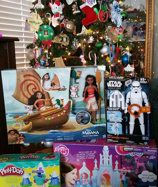 Hot toys for Christmas from Hasbro
