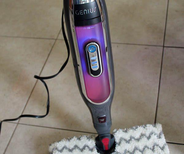 Shark Genius Steam Pocket Mop System Review