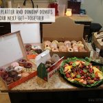 Let Sizzling Catering and Dunkin' Donuts cater your next Get-Together