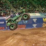 Monster Jam in Salt Lake City, Utah 2017