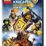 LEGO® NEXO Knights – Season 2: Book of Monsters on DVD 1/17/17
