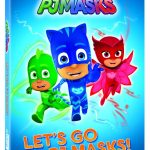 """PJ Masks """"Let's Go PJ Masks!"""" DVD"""