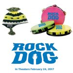 Rock Dog Prize Pack Giveaway