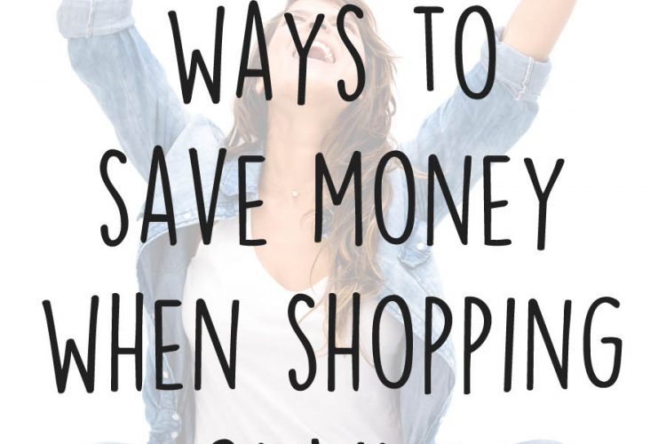 5 ways to save money when shopping online