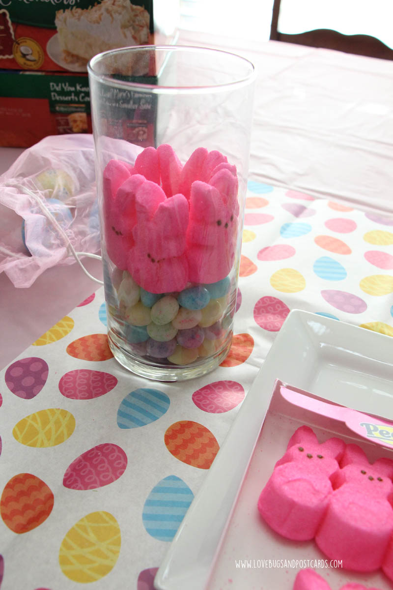 DIY Easter Centerpieces