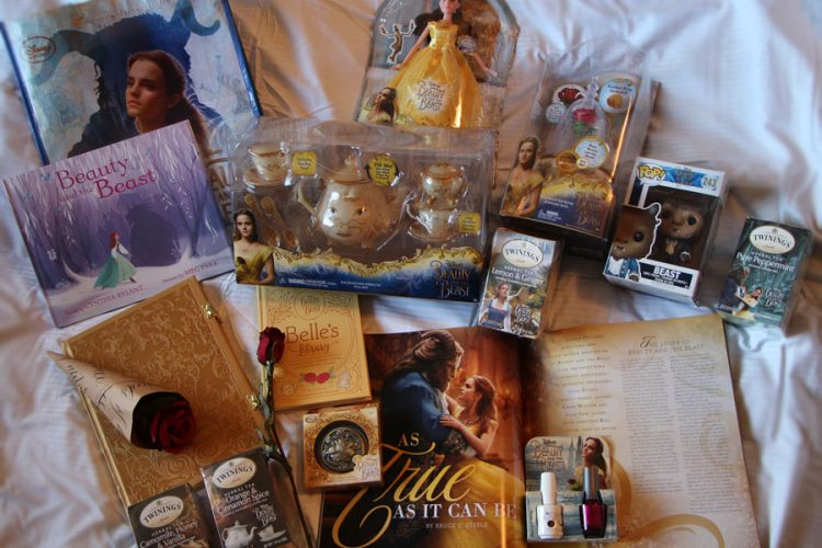 25 of the best Beauty and the Beast Products #BeOurGuestEvent