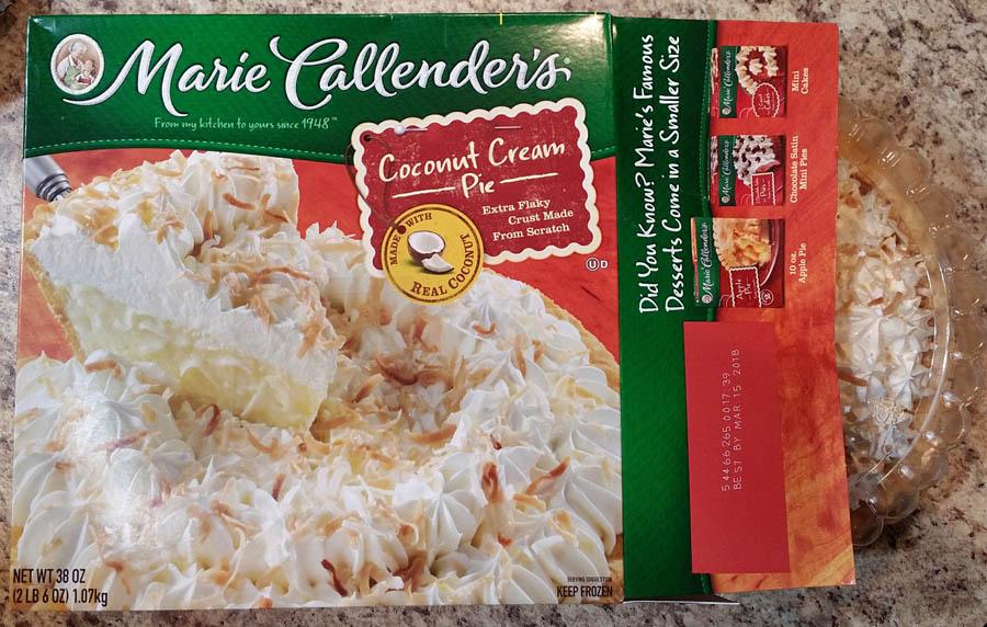 Marie Callender's® pies