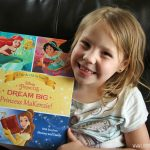 Personalized Princess Story Book Giveaway