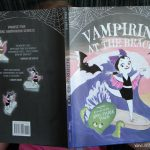 Vampirina Ballerina Dread-fully Fun Family Night Kit Giveaway