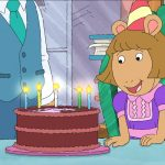 PBS KIDS' ARTHUR special where D.W. has first birthday in over 20 years!