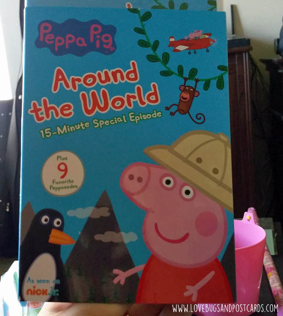 Spring Time Fun with Peppa Pig