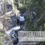 Donut Falls Trail - Big Cottonwood Canyon, Utah