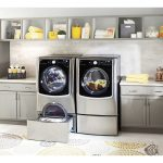 5 reasons you need the LG Front-Loading Washer