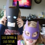 The LEGO Batman Movie + LEGO Batman Mask Craft