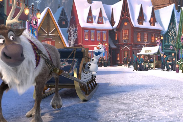 New trailer for OLAF'S FROZEN ADVENTURE #OlafsFrozenAdventure #PixarCoco