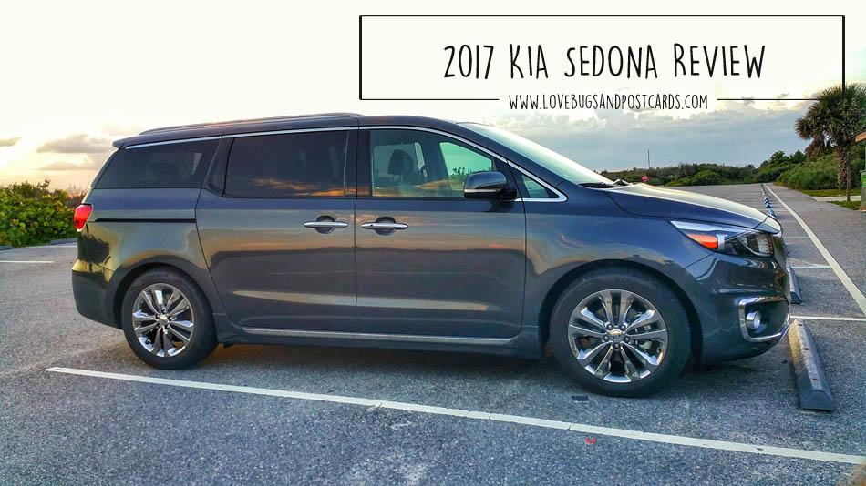 2017 Kia Sedona SXL Review