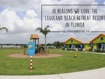 10 reasons we love the LEGOLAND Beach Retreat Resort in Florida