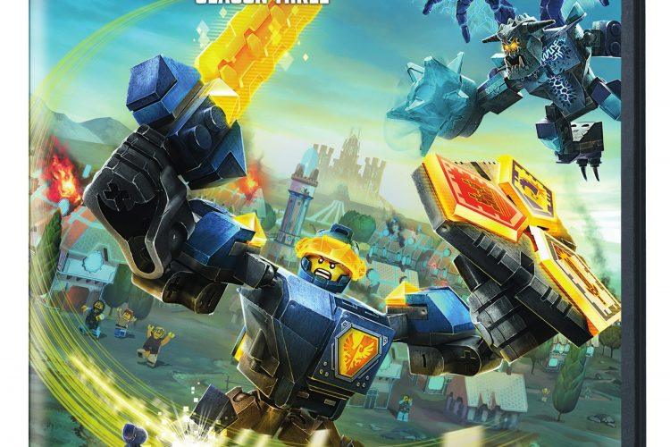 LEGO® NEXO KNIGHTS – Season 3 Giveaway (3 winners)