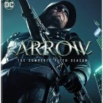 Arrow: The Complete Fifth Season - Own it today on Blu-rayTM and DVD
