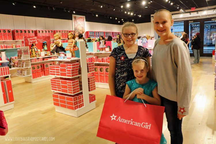 New American Girl Doll store open in City Creek Center
