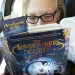 *NEW* book 'The Adventurers Guild' Giveaway