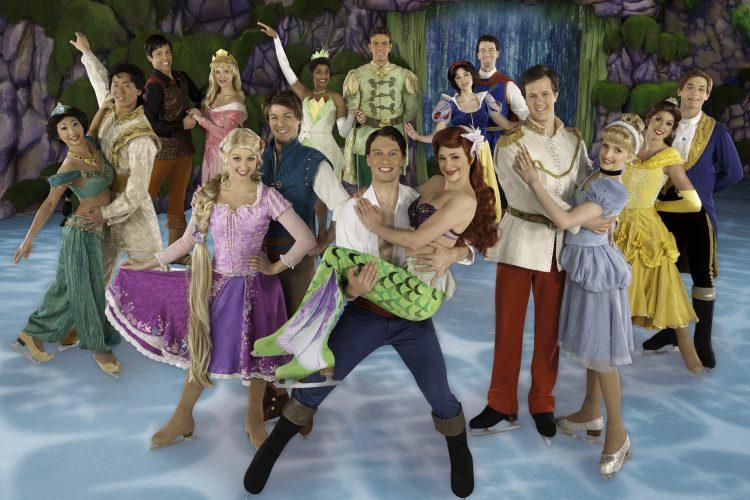 Win 4 tickets to DISNEY ON ICE presents DREAM BIG in Salt Lake City, 11/16/17