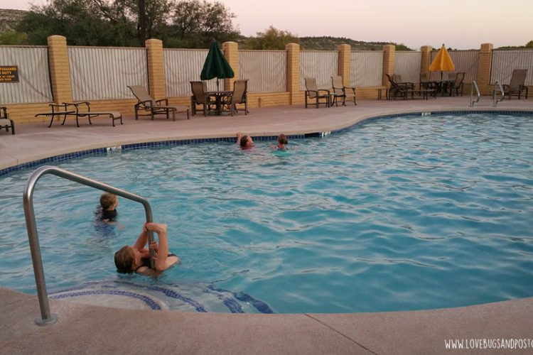 Day 3 and 4 summary of our stay at Verde Valley RV & Camping Resort in Arizona