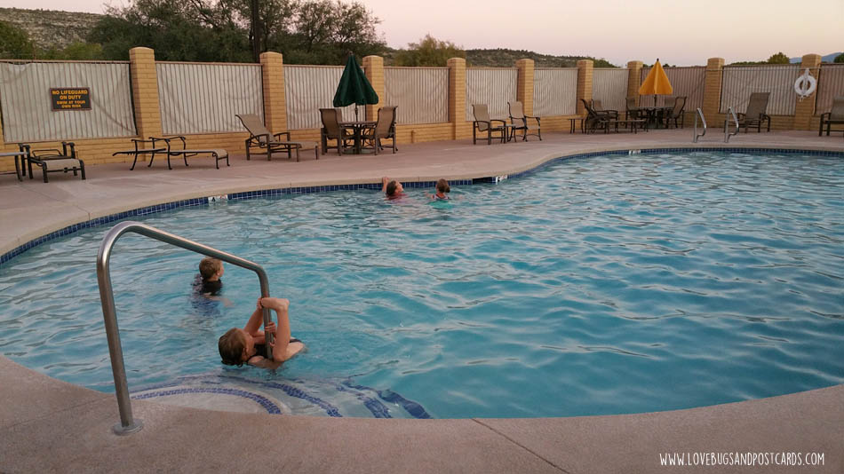 Verde Valley RV & Camping Resort in Arizona